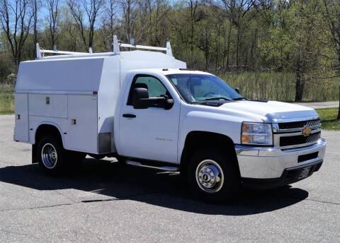 2014 Chevrolet Silverado 3500HD for sale at KA Commercial Trucks, LLC in Dassel MN