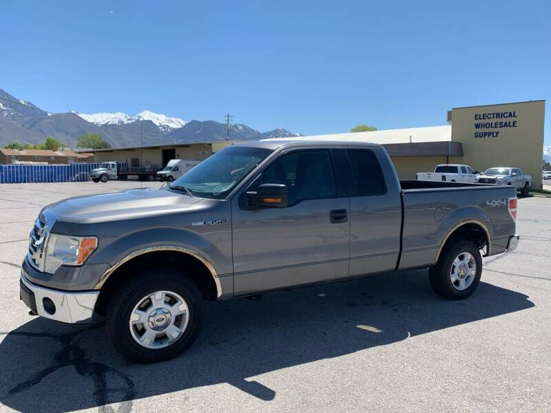 2011 Ford F-150 for sale at Street Dreams LLC in Orem UT