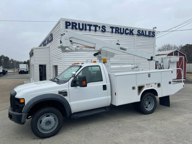 2008 Ford F-450 Super Duty for sale at Pruitt's Truck Sales in Marietta GA
