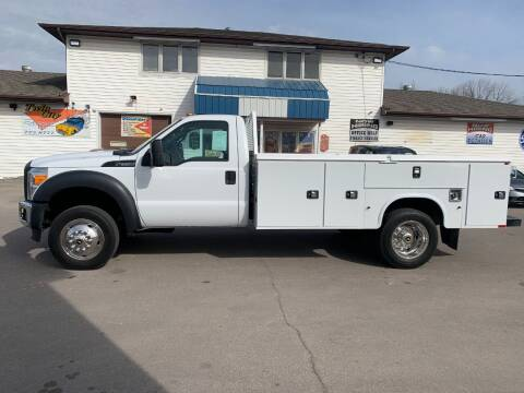 2016 Ford F-450 Super Duty for sale at Twin City Motors in Grand Forks ND