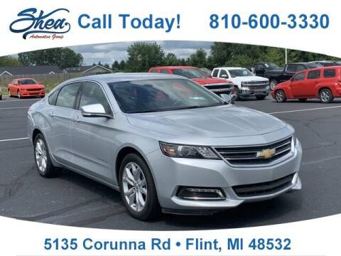 2019 Chevrolet Impala for sale at Jamie Sells Cars 810 in Flint MI