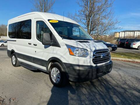 2019 Ford Transit Passenger for sale at HERSHEY'S AUTO INC. in Monroe NY