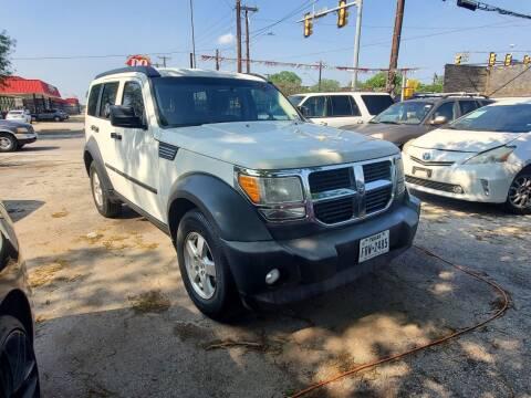 2007 Dodge Nitro for sale at C.J. AUTO SALES llc. in San Antonio TX