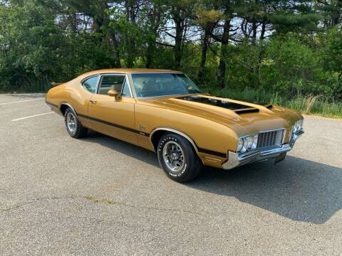 1970 Oldsmobile Cutlass for sale at Clair Classics in Westford MA