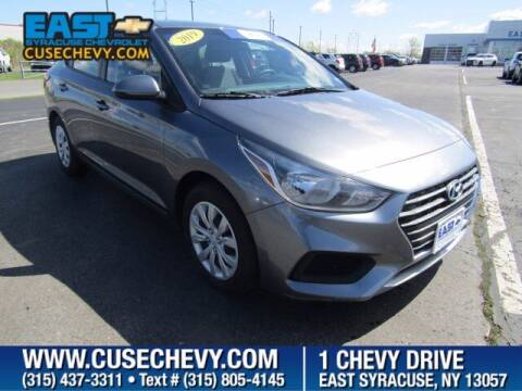 2019 Hyundai Accent for sale at East Syracuse Performance Sales & Service in Syracuse NY