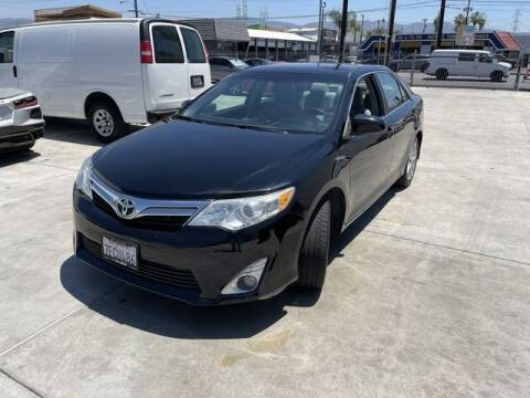 2014 Toyota Camry for sale at Hunter's Auto Inc in North Hollywood CA