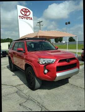 2019 Toyota 4Runner for sale at Quality Toyota in Independence KS