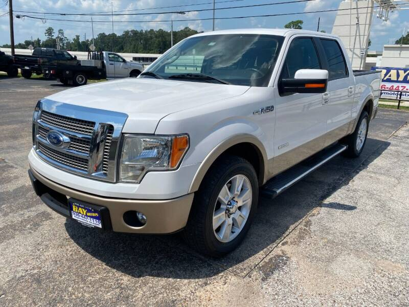 2012 Ford F-150 for sale in Tomball, TX