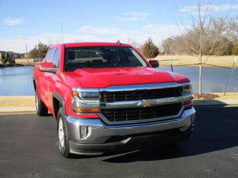 2016 Chevrolet Silverado 1500 for sale at Oklahoma Trucks Direct in Norman OK