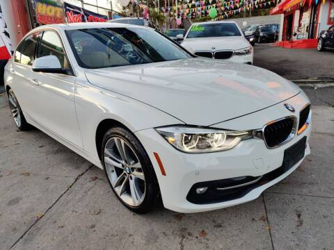 2017 BMW 3 Series for sale at LIBERTY AUTOLAND INC - LIBERTY AUTOLAND II INC in Queens Villiage NY