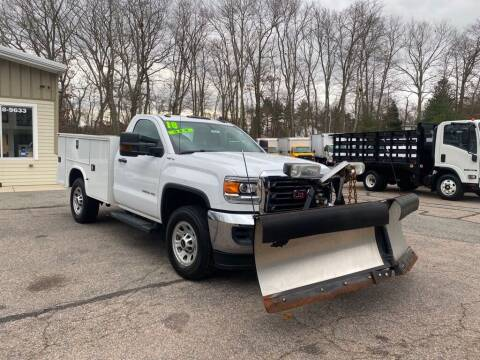 2018 GMC Sierra 3500HD for sale at Auto Towne in Abington MA