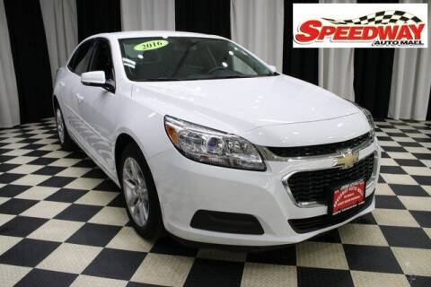 2016 Chevrolet Malibu Limited for sale at SPEEDWAY AUTO MALL INC in Machesney Park IL