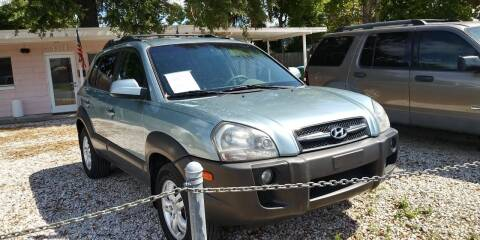 2008 Hyundai Tucson for sale at D & D Detail Experts / Cars R Us in New Smyrna Beach FL