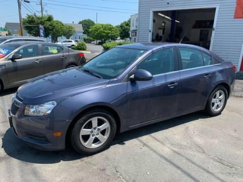 2014 Chevrolet Cruze for sale at Better Auto in Dartmouth MA