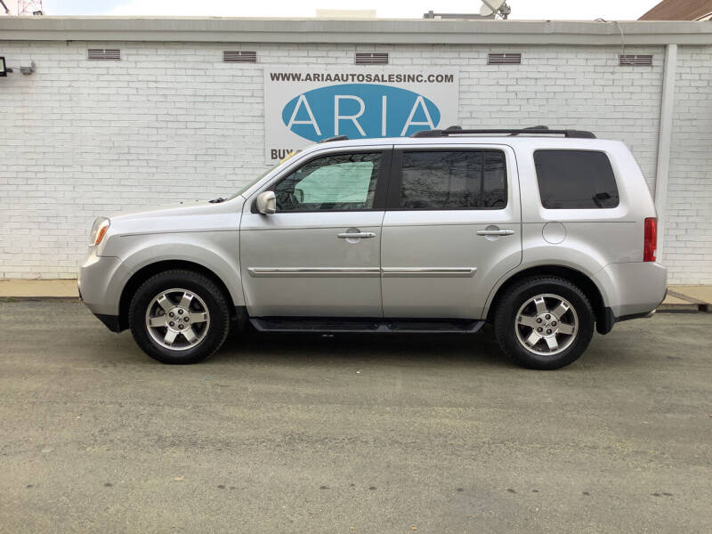 2011 Honda Pilot for sale at ARIA  AUTO  SALES in Raleigh NC
