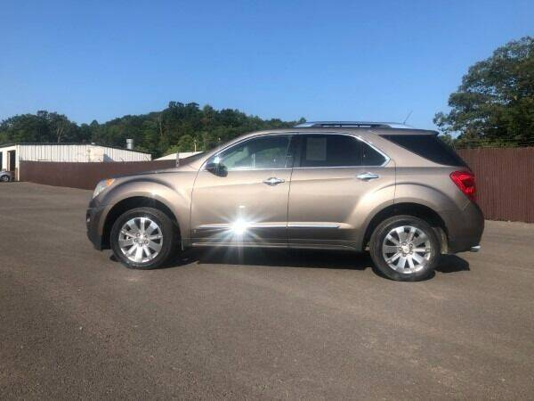 2010 Chevrolet Equinox for sale at BARD'S AUTO SALES in Needmore PA