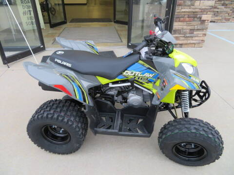 2021 Polaris Outlaw® 110 for sale at Head Motor Company - Head Indian Motorcycle in Columbia MO