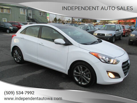 2016 Hyundai Elantra GT for sale at Independent Auto Sales in Spokane Valley WA