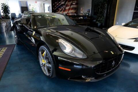 2014 Ferrari California for sale at OC Autosource in Costa Mesa CA