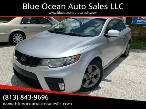2012 Kia Forte Koup for sale at Blue Ocean Auto Sales LLC in Tampa FL