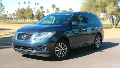2014 Nissan Pathfinder for sale at CAR MIX MOTOR CO. in Phoenix AZ