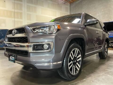 2014 Toyota 4Runner for sale at Platinum Motors in Portland OR