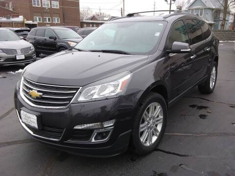 2015 Chevrolet Traverse for sale at Village Auto Outlet in Milan IL