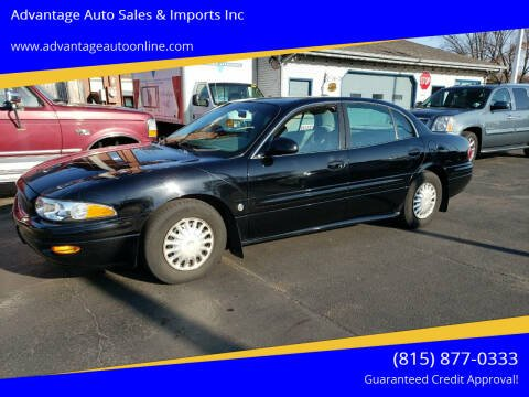 2003 Buick LeSabre for sale at Advantage Auto Sales & Imports Inc in Loves Park IL