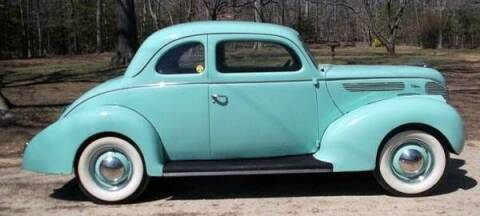 1938 Ford Deluxe for sale at Haggle Me Classics in Hobart IN