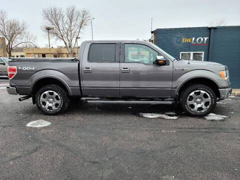 2012 Ford F-150 for sale at THE LOT in Sioux Falls SD