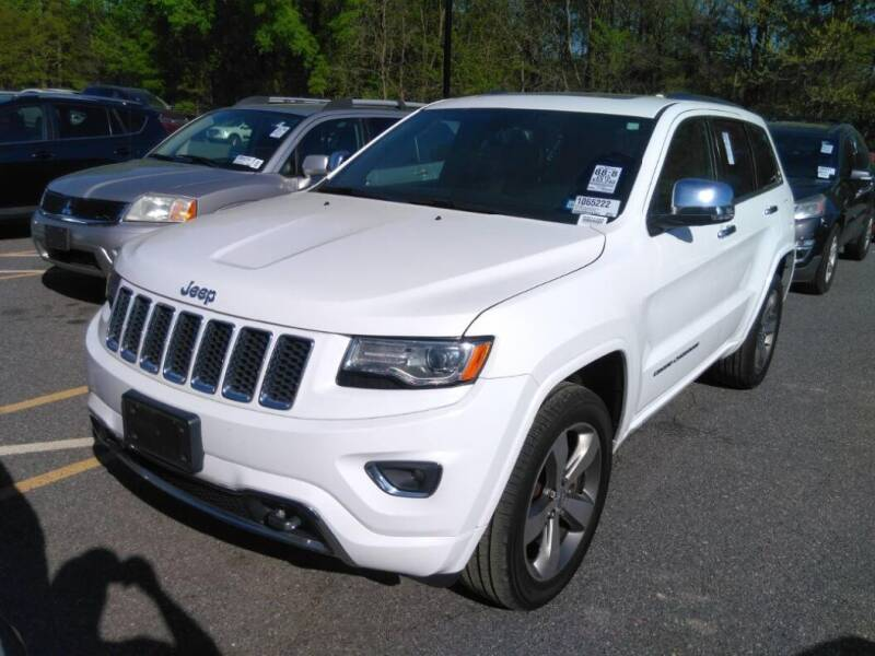 2015 Jeep Grand Cherokee for sale at A.I. Monroe Auto Sales in Bountiful UT