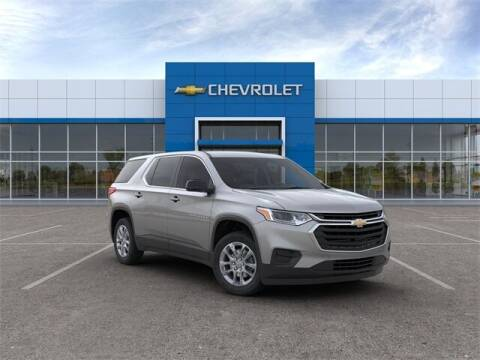 2020 Chevrolet Traverse for sale at Bob Clapper Automotive, Inc in Janesville WI