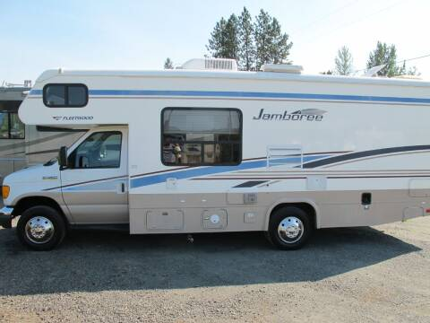 2006 Fleetwood 24 for sale at Oregon RV Outlet LLC - Class C Motorhomes in Grants Pass OR