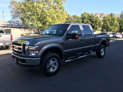2010 Ford F-350 Super Duty for sale at K & J Auto Exchange in Santa Paula CA