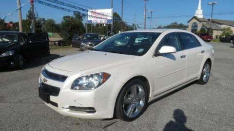 2012 Chevrolet Malibu for sale at Minden Autoplex in Minden LA