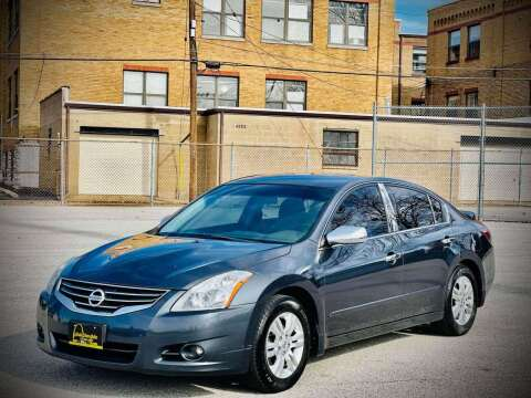 2011 Nissan Altima for sale at ARCH AUTO SALES in St. Louis MO