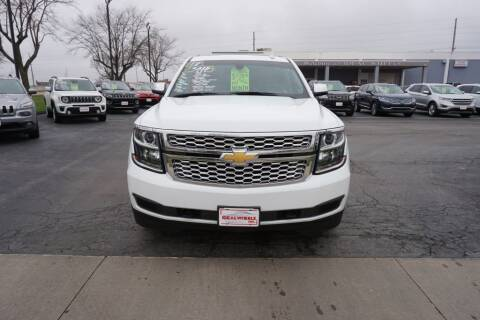2016 Chevrolet Suburban for sale at Ideal Wheels in Sioux City IA