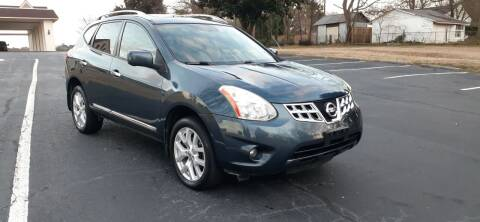 2013 Nissan Rogue for sale at Alfa Auto Sales in Raleigh NC