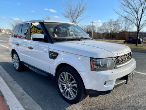 2011 Land Rover Range Rover Sport for sale at Bmore Motors in Baltimore MD