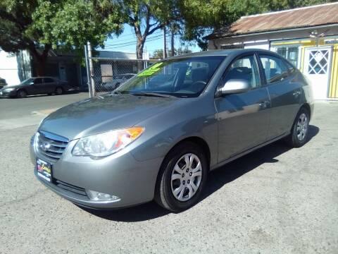 2010 Hyundai Elantra for sale at Larry's Auto Sales Inc. in Fresno CA