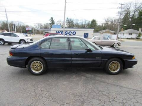 1999 Pontiac Bonneville for sale at Bill Smith Used Cars in Muskegon MI