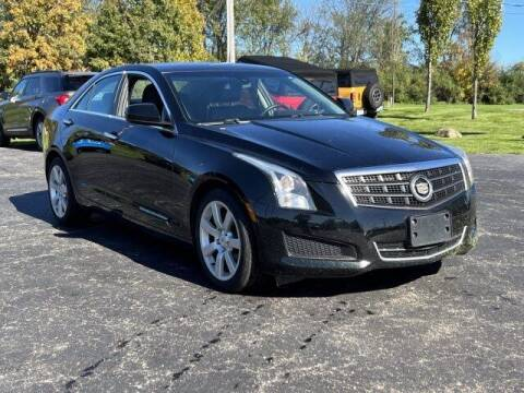 2014 Cadillac ATS for sale at Szott Ford in Holly MI