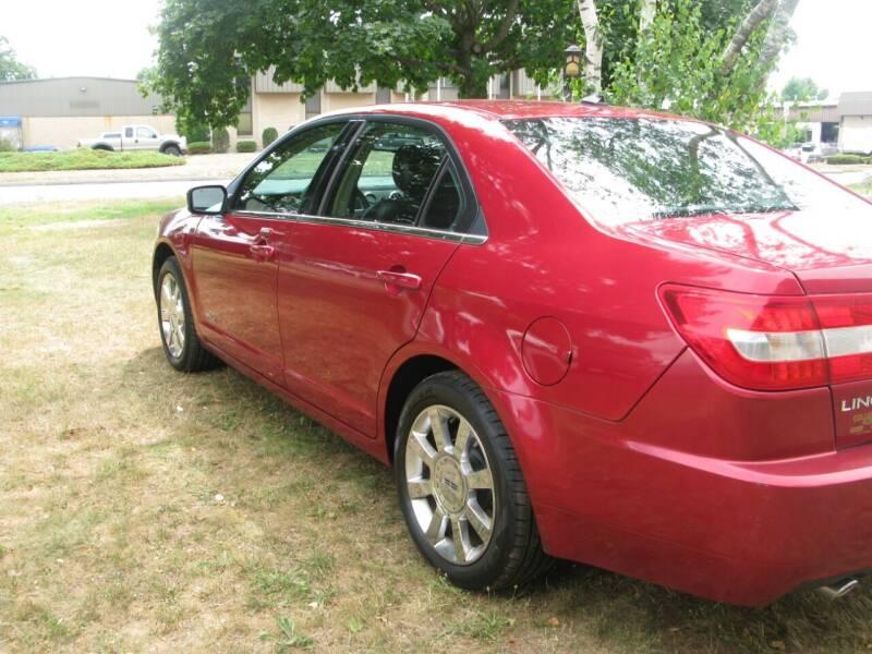 2007 Lincoln MKZ AWD 4dr Sedan - Windsor Locks CT