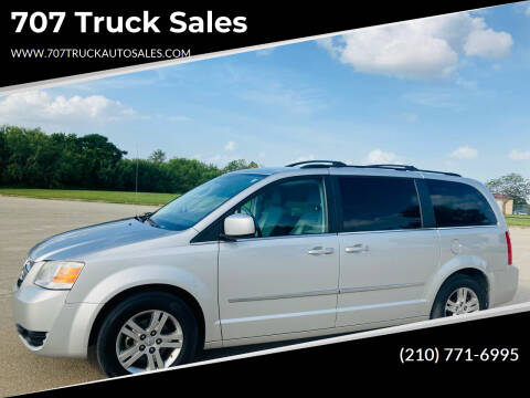 2010 Dodge Grand Caravan for sale at 707 Truck Sales in San Antonio TX