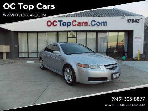 2005 Acura TL for sale at OC Top Cars in Irvine CA