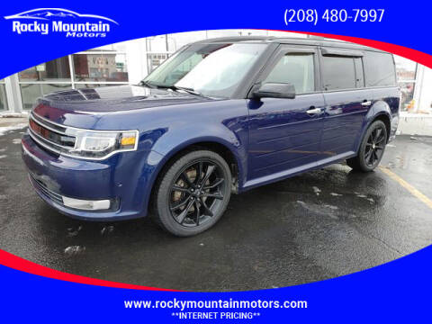 2016 Ford Flex for sale at Rocky Mountain Motors in Idaho Falls ID