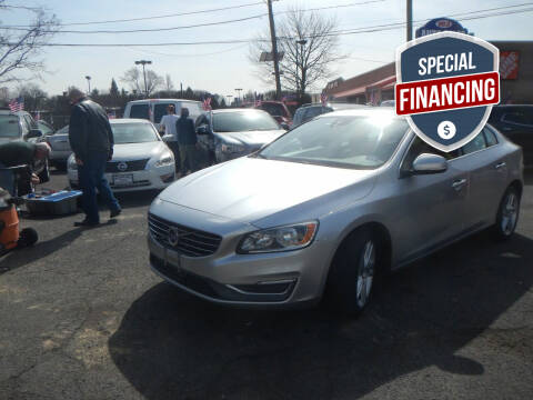 2015 Volvo S60 for sale at 103 Auto Sales in Bloomfield NJ