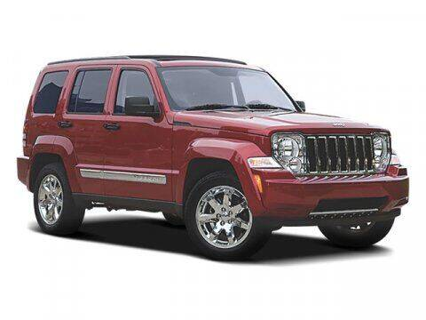 2008 Jeep Liberty for sale at QUALITY MOTORS in Salmon ID