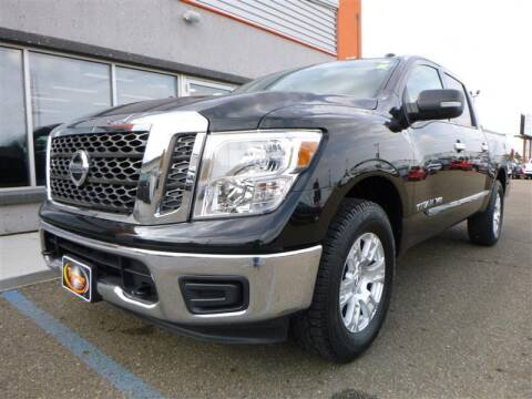 2018 Nissan Titan for sale at Torgerson Auto Center in Bismarck ND