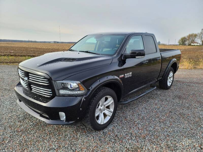 2014 RAM Ram Pickup 1500 for sale at Shinkles Auto Sales & Garage in Spencer WI